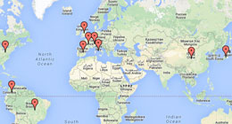 Global Sales and Distribution Network-